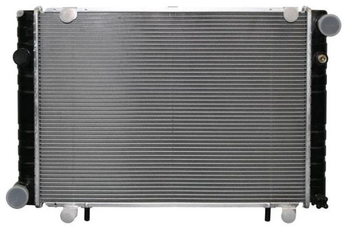 Радиатор охлаждения Газель алюминиевый